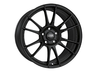 OZ I Tech Ultraleggera HLT Matt Black Felge