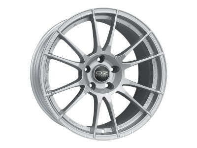 OZ I Tech Ultraleggera HLT Matt Race Silver Wheel