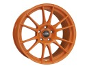 OZ I Tech Ultraleggera HLT Orange Wheel