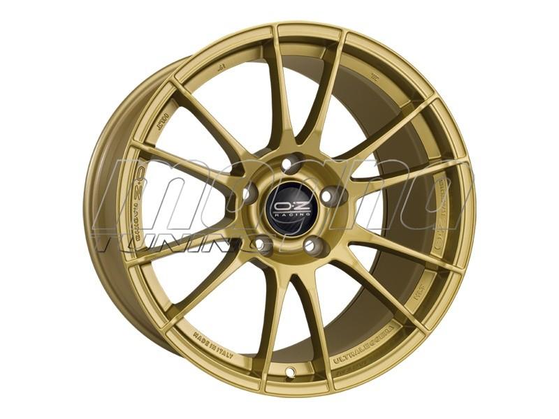 OZ I Tech Ultraleggera HLT Race Gold Felge