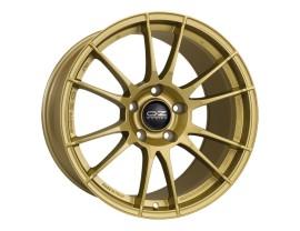 OZ I Tech Ultraleggera HLT Race Gold Wheel