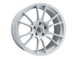 OZ I Tech Ultraleggera HLT Race White Wheel