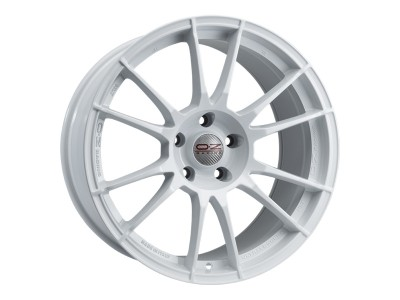 OZ I Tech Ultraleggera HLT Race White Wheel