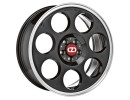 OZ Sport Anniversary 45 Black Diamond Lip Felge