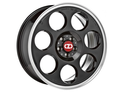 OZ Sport Anniversary 45 Black Diamond Lip Wheel