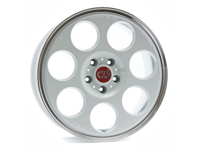 OZ Sport Anniversary 45 Race White Diamond Lip Wheel