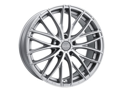 OZ Sport Italia 150 Janta Matt Race Silver Diamond Cut