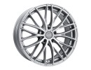 OZ Sport Italia 150 Matt Race Silver Diamond Cut Felge