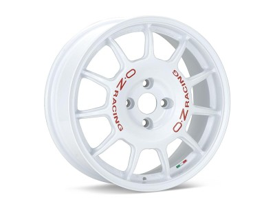 OZ Sport Leggenda Race White Wheel