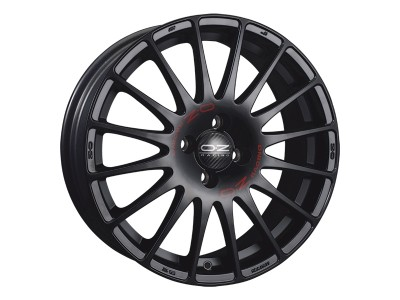 OZ Sport Superturismo GT Matt Black Felge