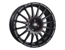 OZ Sport Superturismo GT Matt Black Wheel