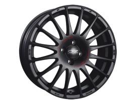 OZ Sport Superturismo GT Matt Black Wheel