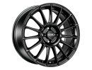 OZ Sport Superturismo LM Matt Black Wheel