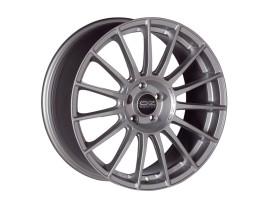OZ Sport Superturismo LM Matt Race Silver Wheel