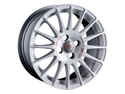 OZ Sport Superturismo WRC Race White Wheel