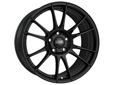 OZ Sport Ultraleggera Matt Black Wheel