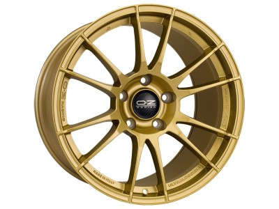 OZ Sport Ultraleggera Race Gold Wheel