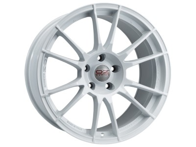 OZ Sport Ultraleggera Race White Wheel