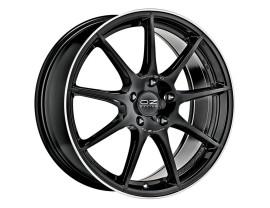 OZ Sport Veloce GT Gloss Black Diamond Lip Wheel