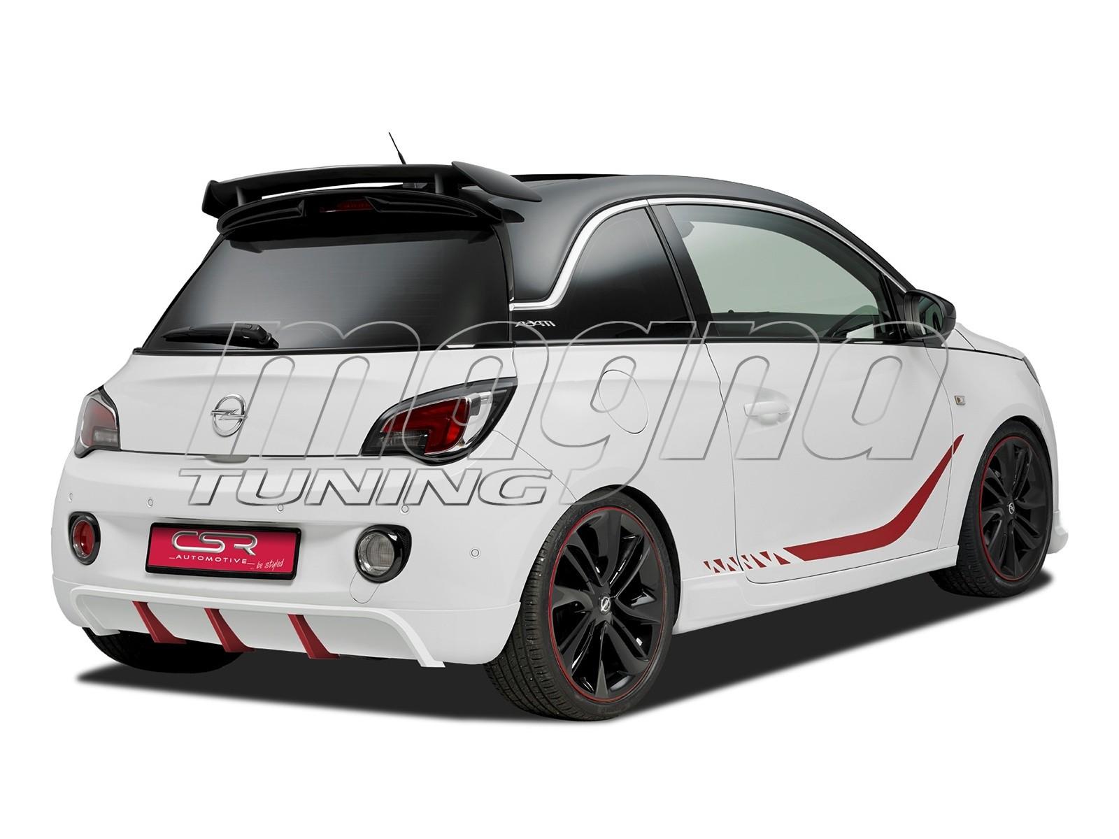 Opel Adam Crono Rear Wing