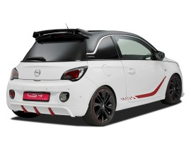 Opel Adam Crono Rear Wing