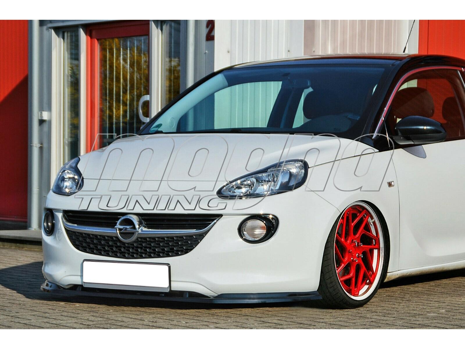 Opel Adam Intenso Front Bumper Extension