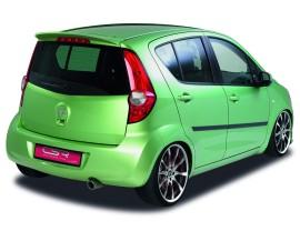 Opel Agila B Cronos Rear Wing