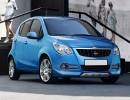 Opel Agila B Extensii Bara Fata I-Line