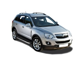 Opel Antara Atos Running Boards