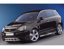 Opel Antara I-Line Running Boards