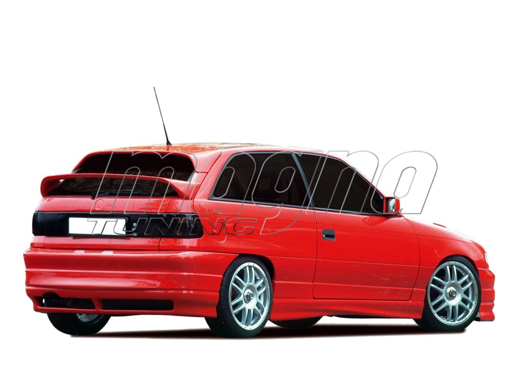 Opel Astra F Bara Spate Vortex