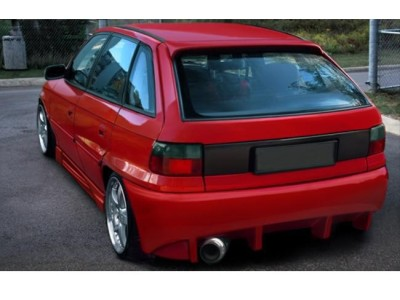 Opel Astra F Boomer Heckstossstange