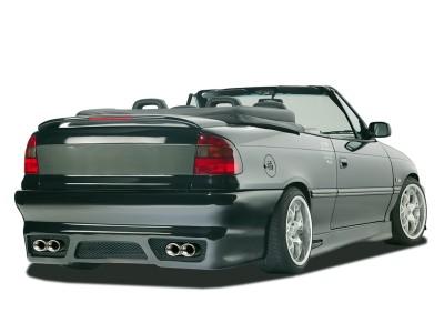 Opel Astra F Cabrio-Limousine GTX-Race Heckstossstange