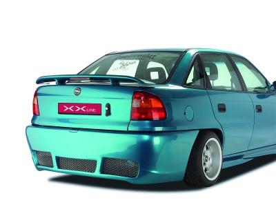 Opel Astra F Cabrio/Limousine XXL-Line Heckstossstange