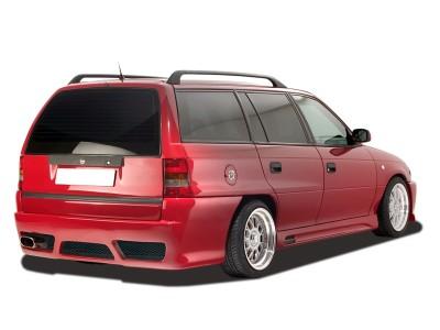 Opel Astra F Caravan GTX-Race Heckstossstange