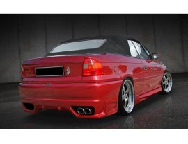 Opel Astra F Convertible PR Side Skirts