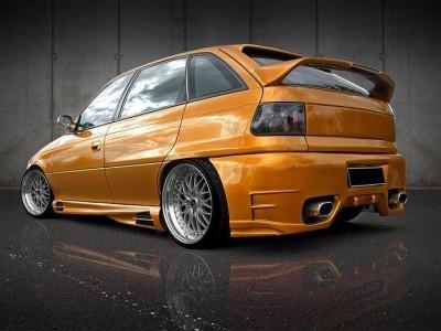 Opel Astra F FXX Heckstossstange