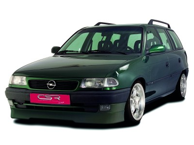 Opel Astra F NewStyle Front Bumper Extension