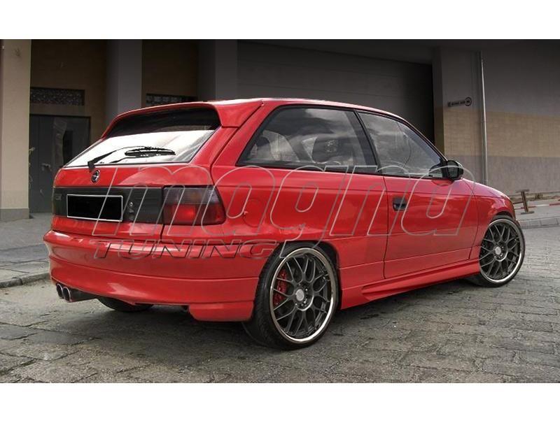 Opel Astra F PR Side Skirts