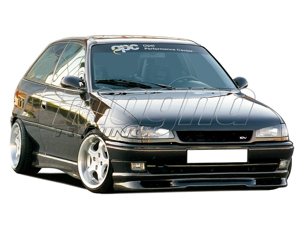 Opel Astra F Recto Side Skirts