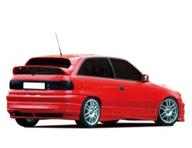 Opel Astra F Vortex Rear Bumper