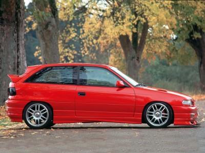 Opel Astra F Vortex Seitenschwellern