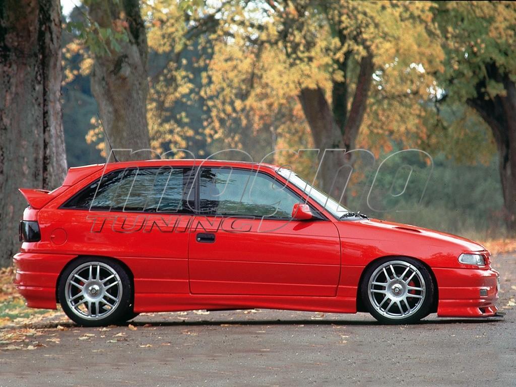 Opel Astra F Vortex Side Skirts