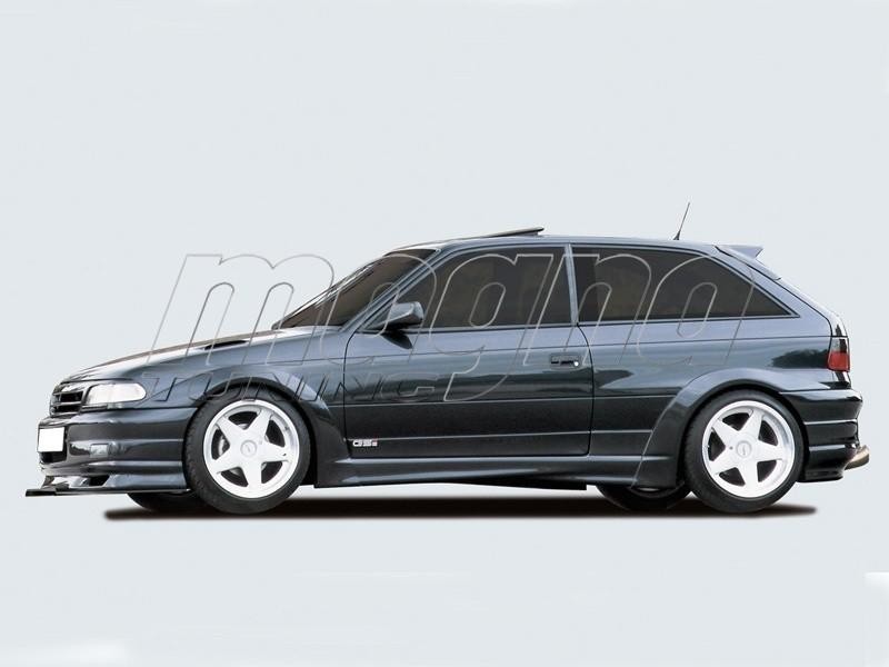 Opel Astra F Wide Body Kit V2