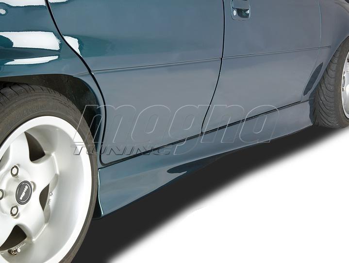 Opel Astra F XXL-Line Side Skirts
