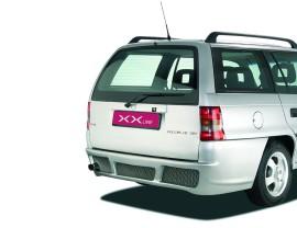 Opel Astra F XXL2-Line Rear Bumper