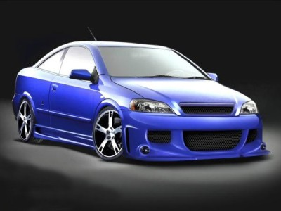 Opel Astra G A-Style Front Bumper