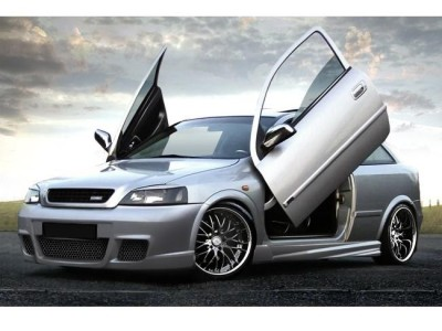 Opel Astra G A2 Body Kit