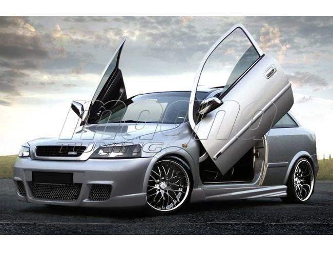 Opel Astra G A2 Front Bumper