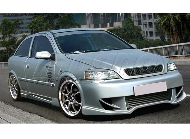 Opel Astra G Aggressive Front Bumper